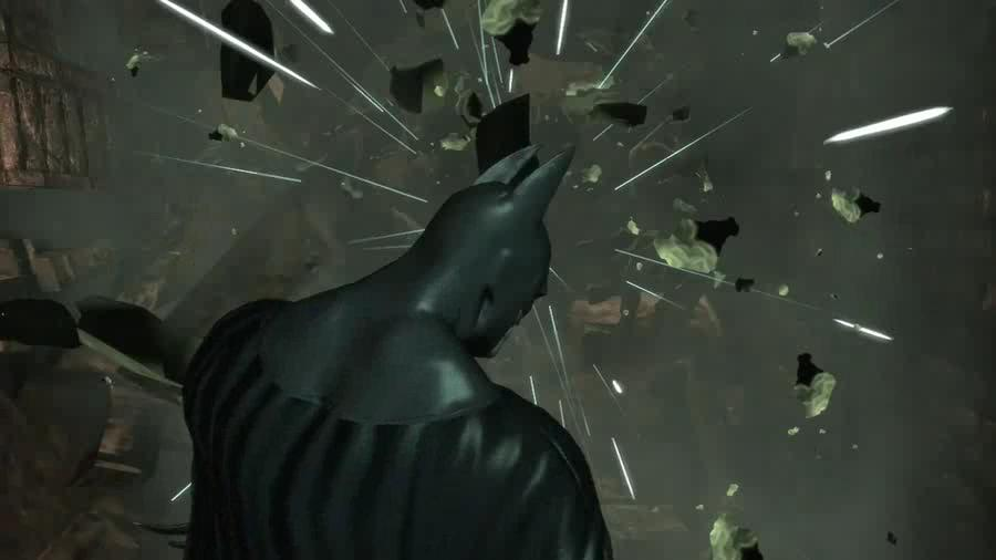 Batman Arkham Asylum - demo trailer