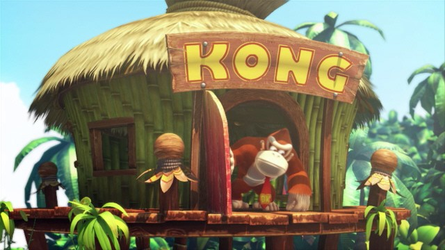 Donkey Kong Country Returns - Gameplay Trailer
