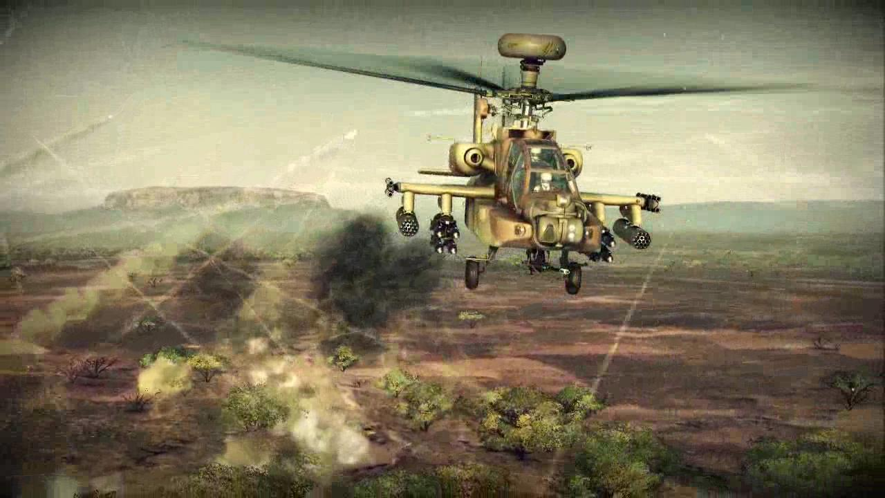 Apache: Air Assault - Launch Trailer