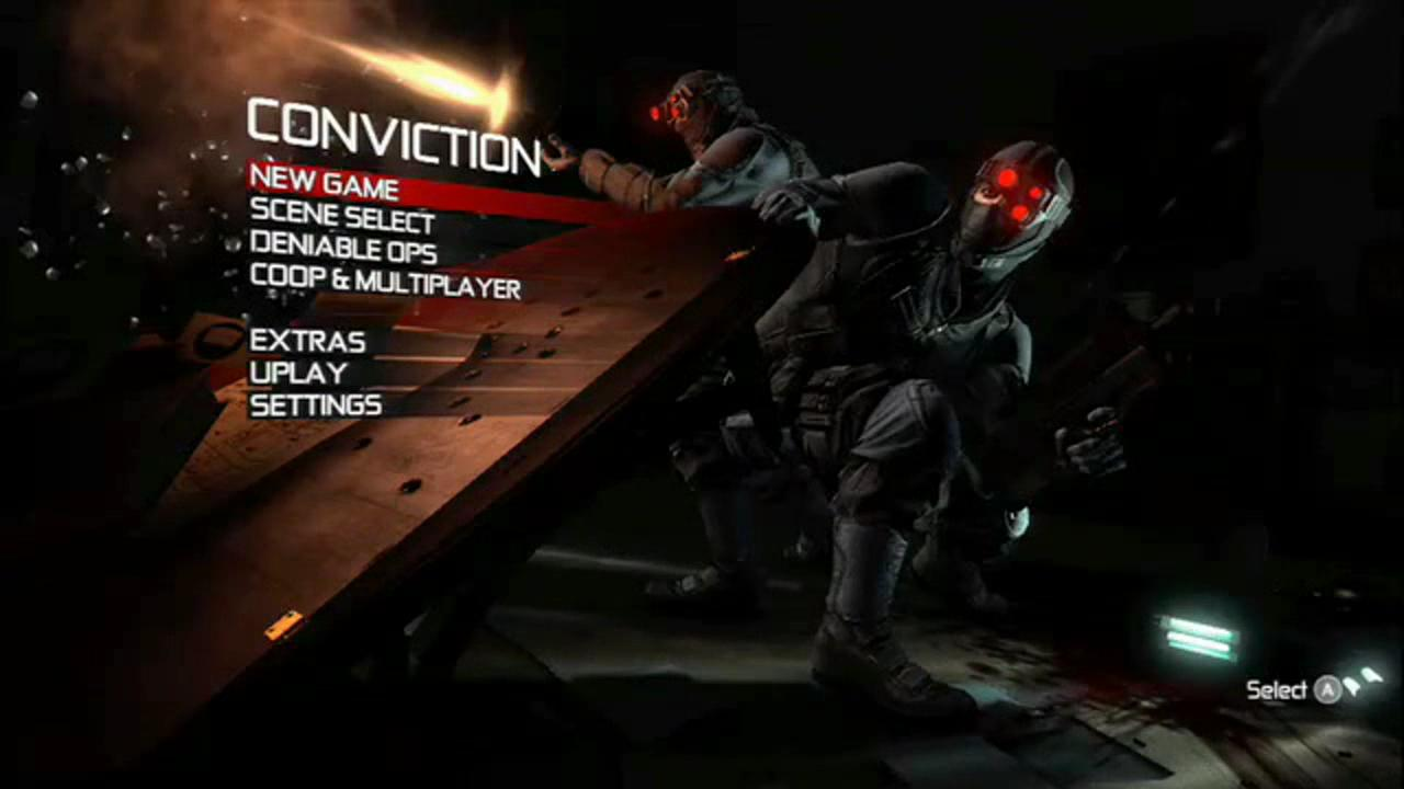 Splinter Cell: Conviction - Uplay