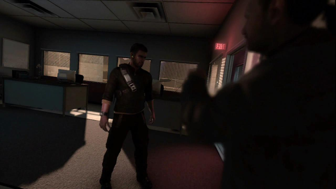 Splinter Cell: Conviction - EMP trailer