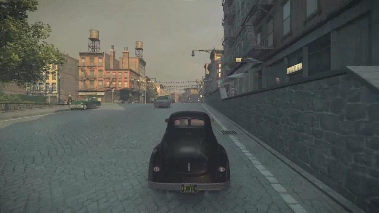 Mafia 2 - Developer Diary 3