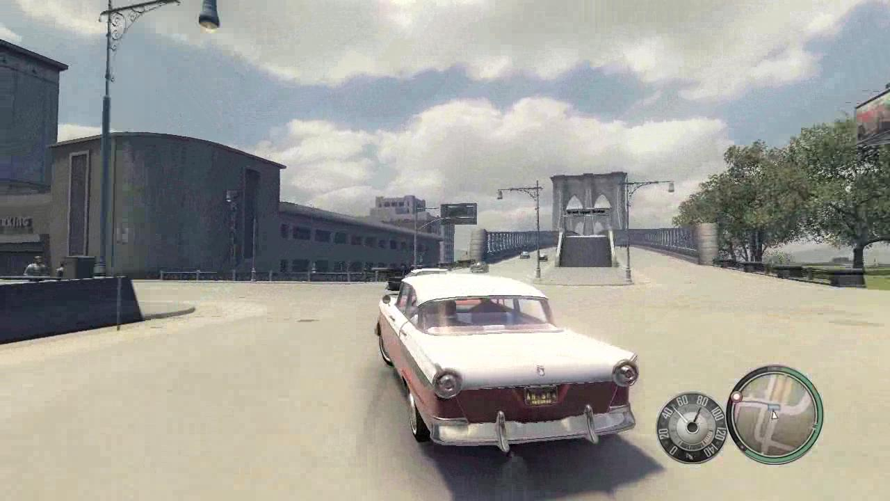 Mafia II - Gameplay
