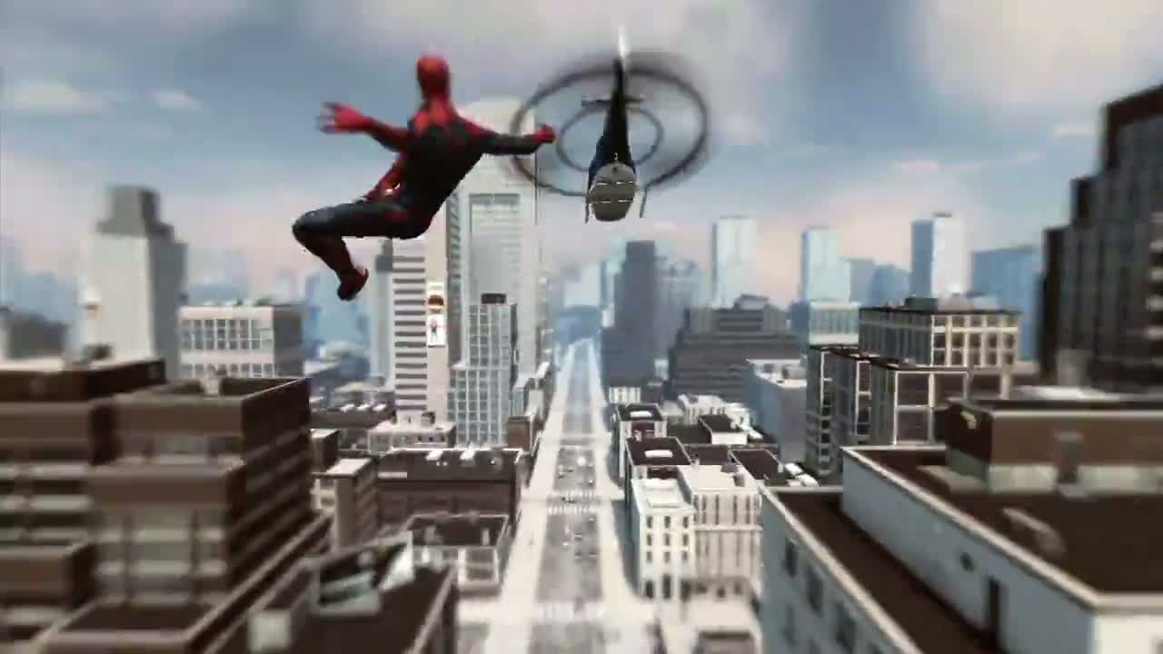 The Amazing Spider-Man - VGA Teaser