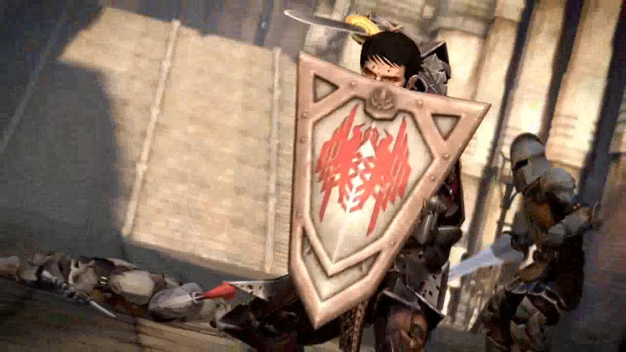 Dragon Age II - Champion