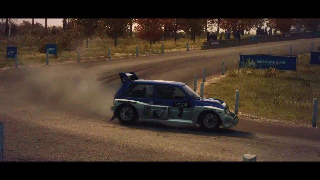 DiRT 3 - Group B