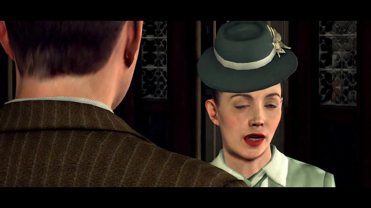 LA Noire - Slip of Tongue