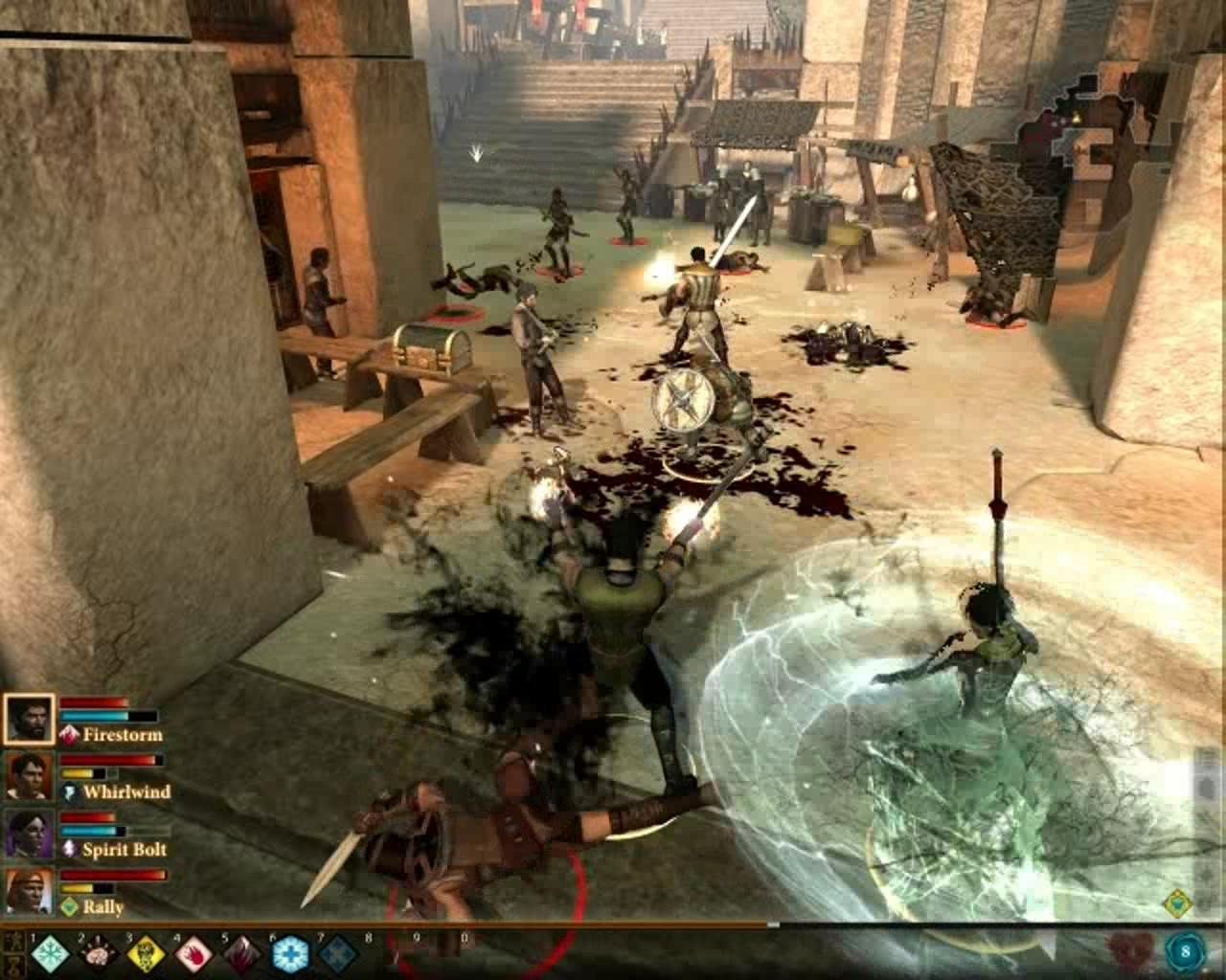 Dragon Age II - Gameplay
