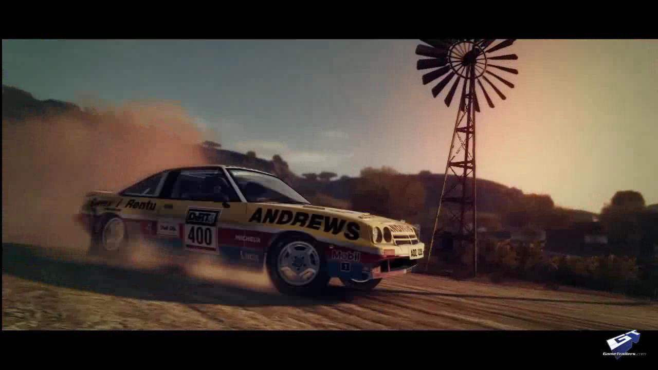 Dirt 3 - Demons