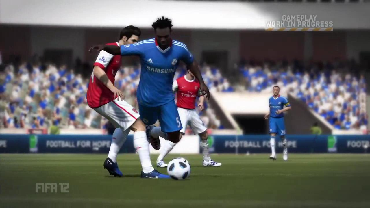FIFA 12 - Player Impact Engine