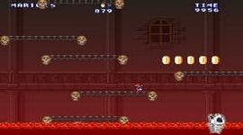 Super Mario the Dark Dungeon