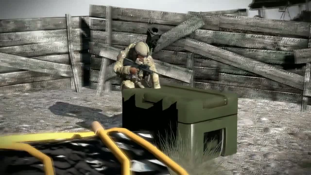 Project Reality - ARMA 2 0.1 Beta Trailer