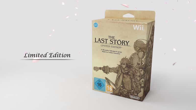 The Last Story - Limited Edition Teaser