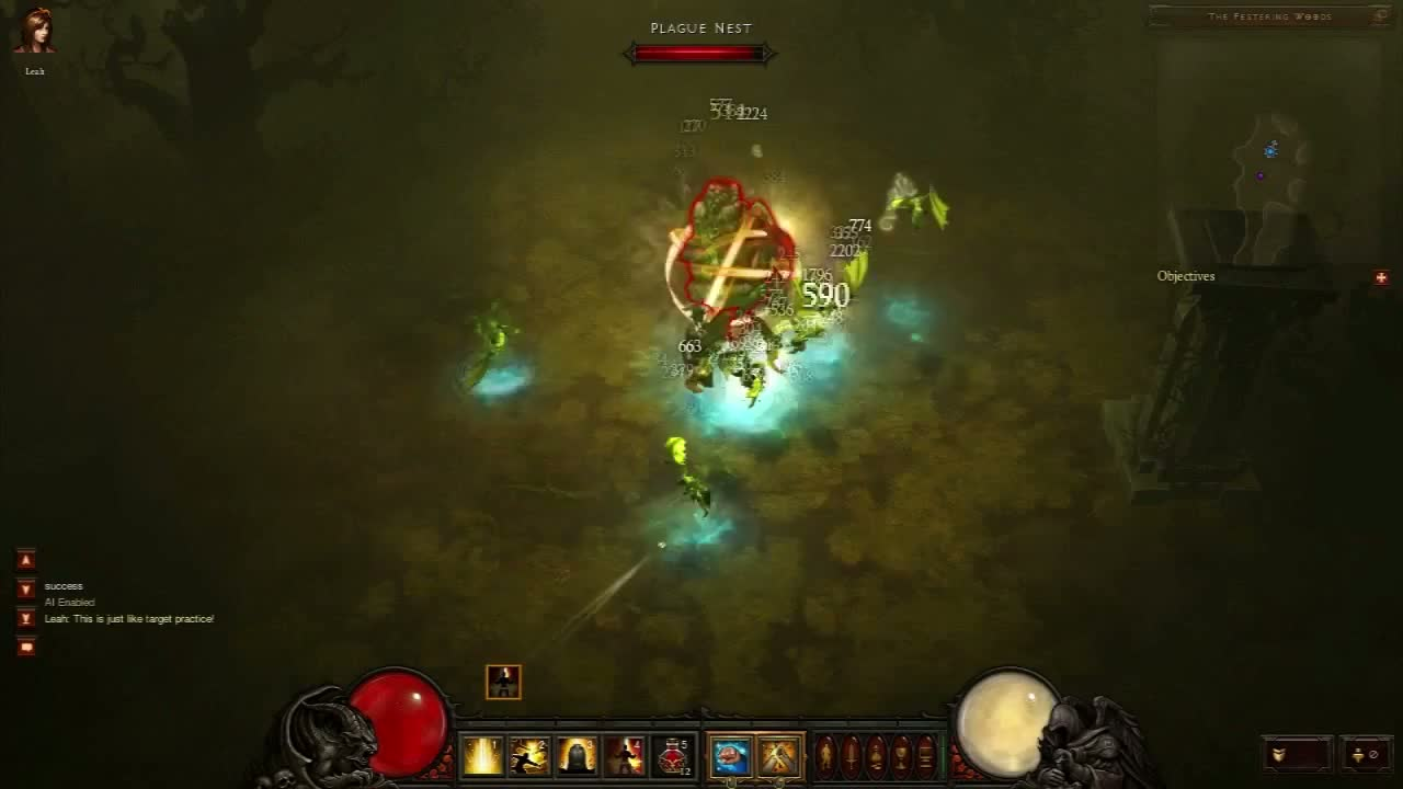 Diablo III - You Will Die. We Promise