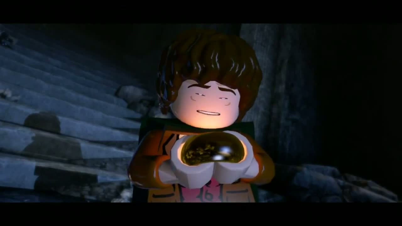 LEGO - Lord of The Rings - E3 trailer