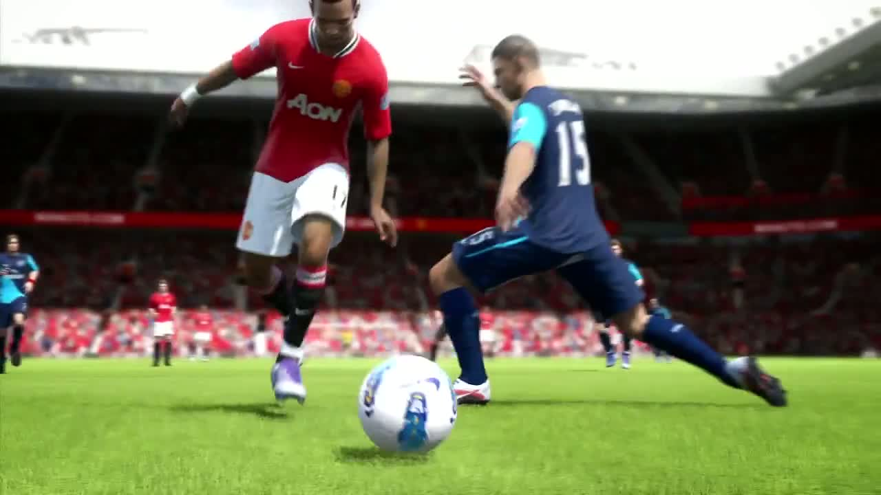 FIFA 13 - gameplay trailer