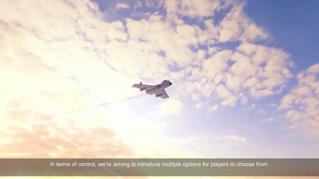 World of Warplanes - Developer Diaries 4