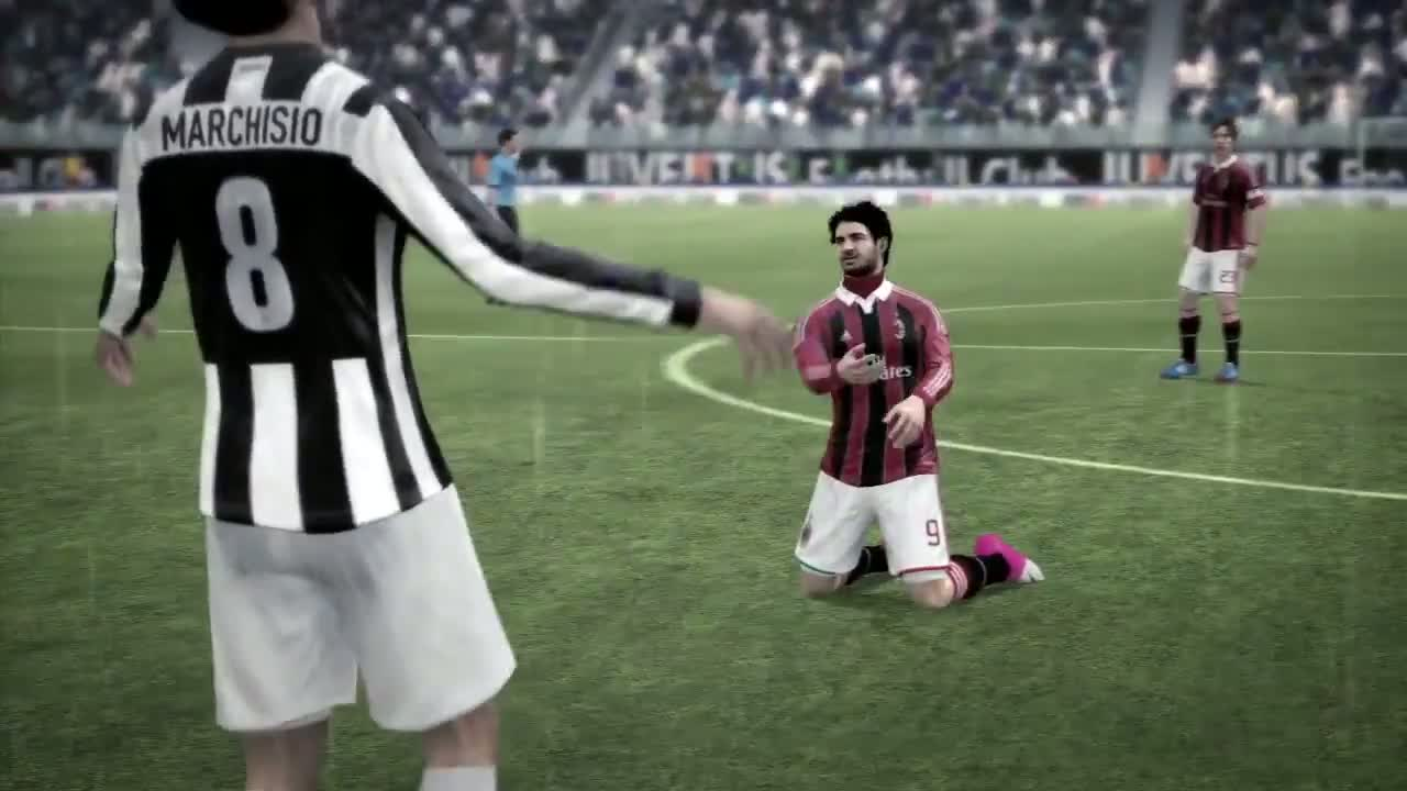 FIFA 13 - GamesCom trailer