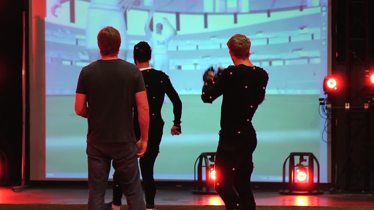 FIFA 13 - Motion Capture