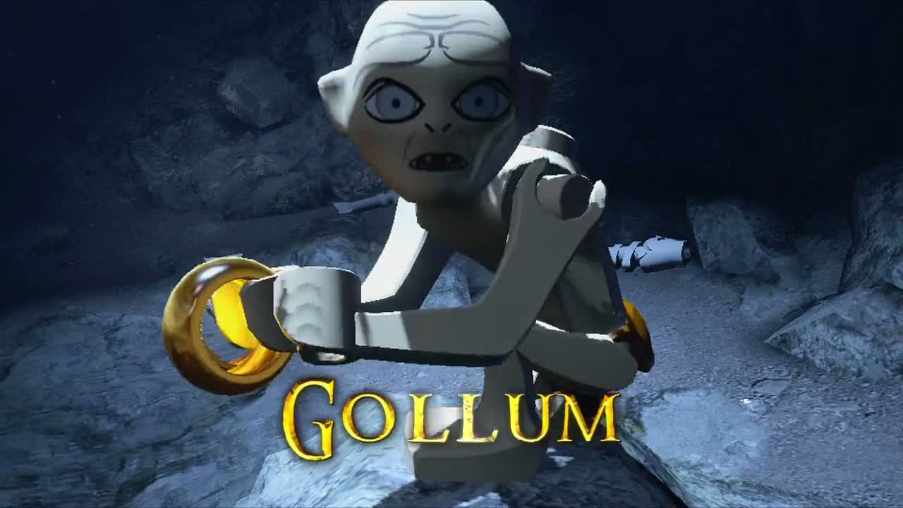 LEGO Lord of the Rings - Gamescom trailer