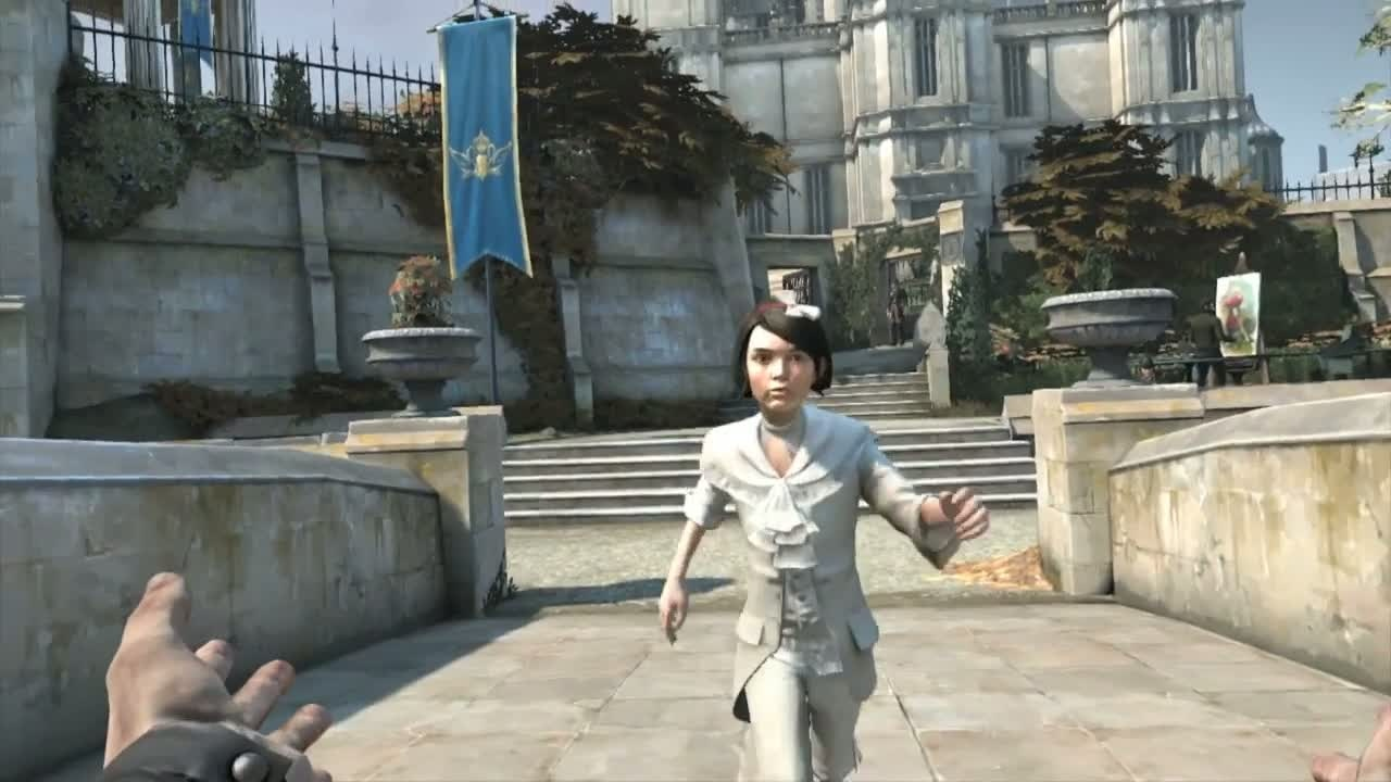 Dishonored - Devdiary 1 - Inception