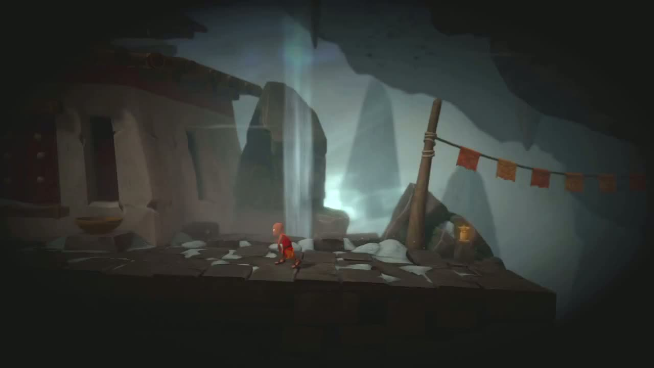 Cave - full character trailer