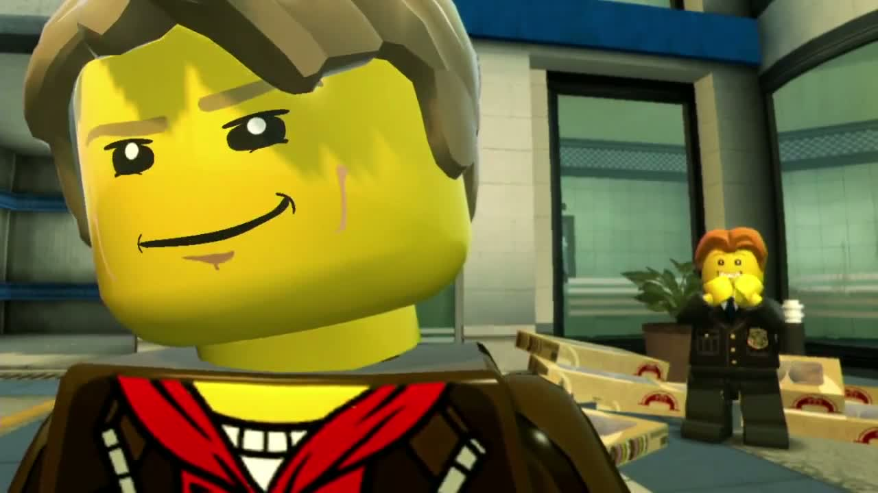 Lego City Undercover - gameplay trailer