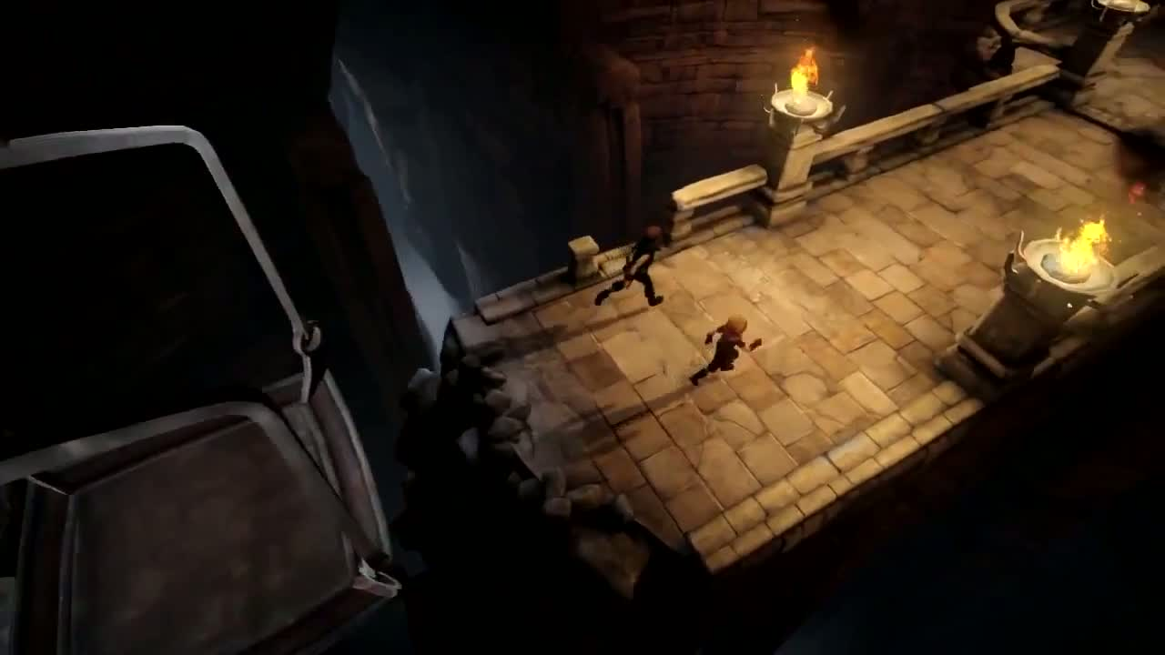Brothers: A Tale of Two Sons - E3 Trailer