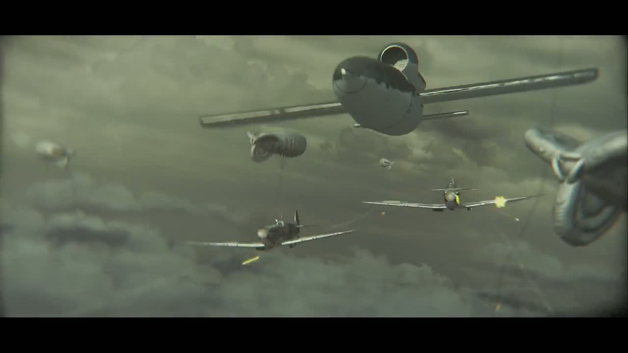 World of Warplanes - British Warplanes