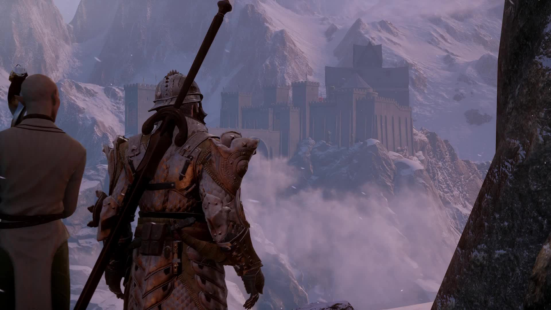 Dragon Age Inqusition - Hero of Thedas trailer
