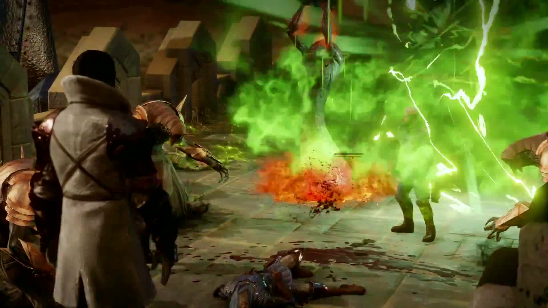 Dragon Age 3 Inquisition - Wrong Choices Gameplay Trailer