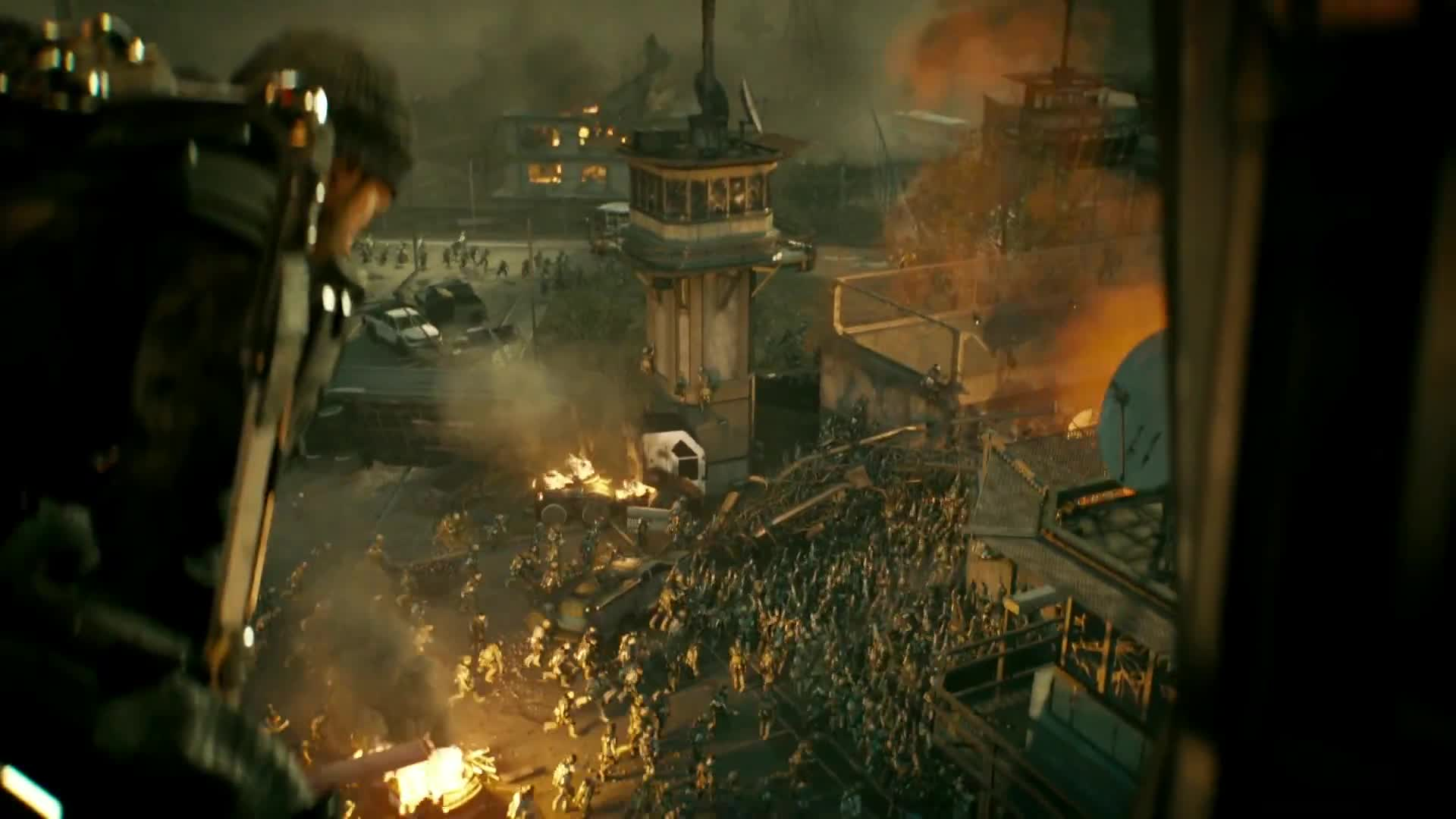 Call of Duty Advanced Warfare - Exo zombies trailer