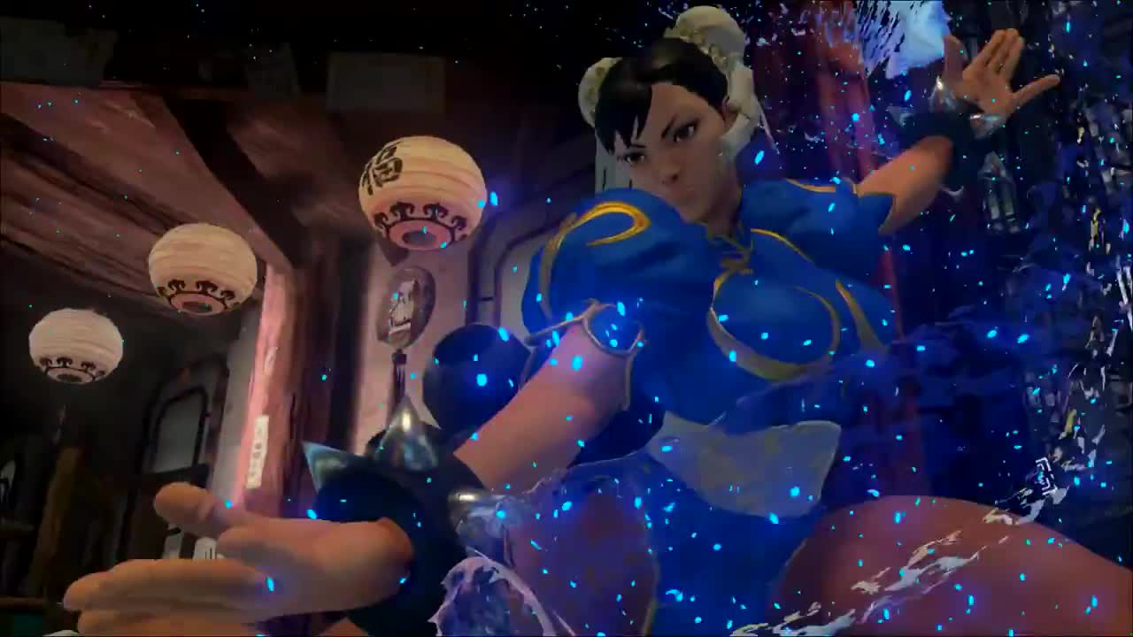 Street Fighter 5 - Charlie Nash Teaser Trailer