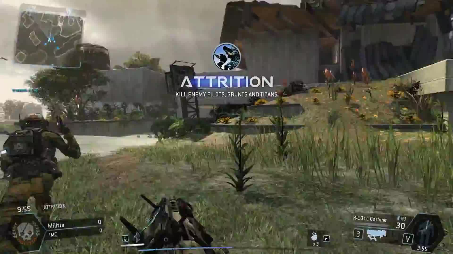 Vylepšené dotvorby beta Titanfall