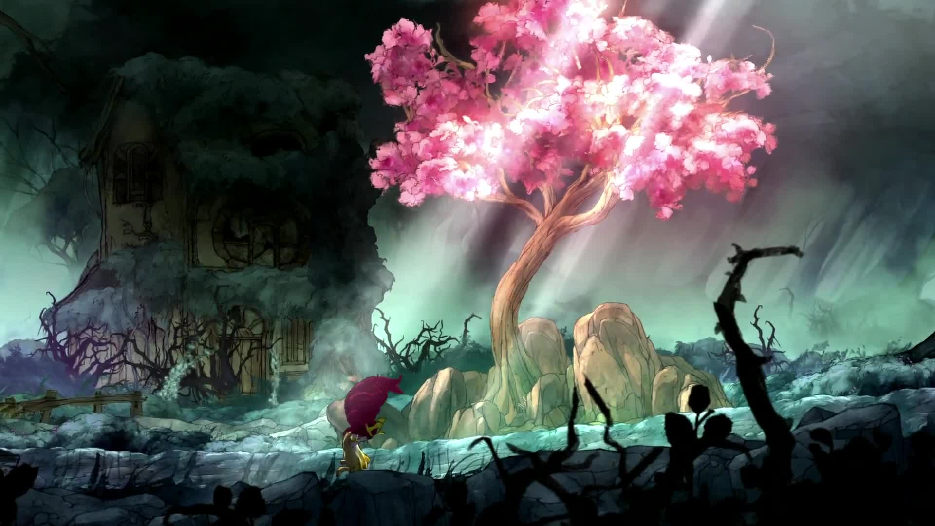 Child of Light: Making of 3 - Moderná rozprávka