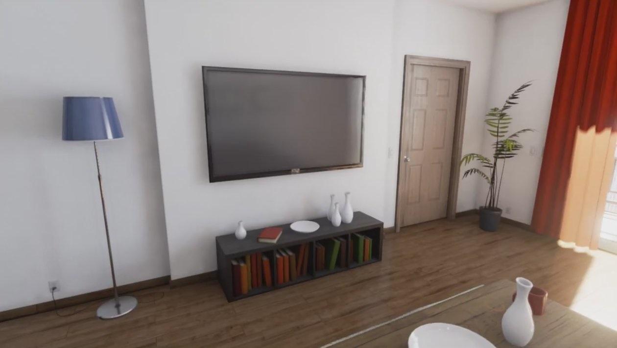 Unreal Engine 4 - Room techdemo