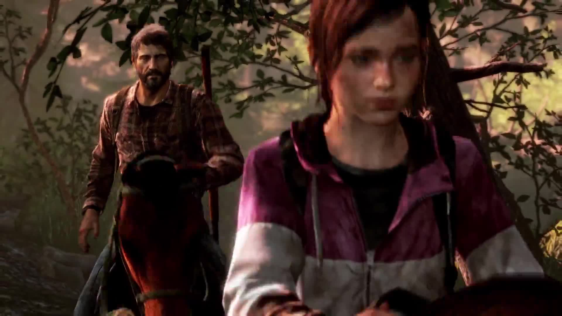 The Last of Us: Remastered - PS4 trailer