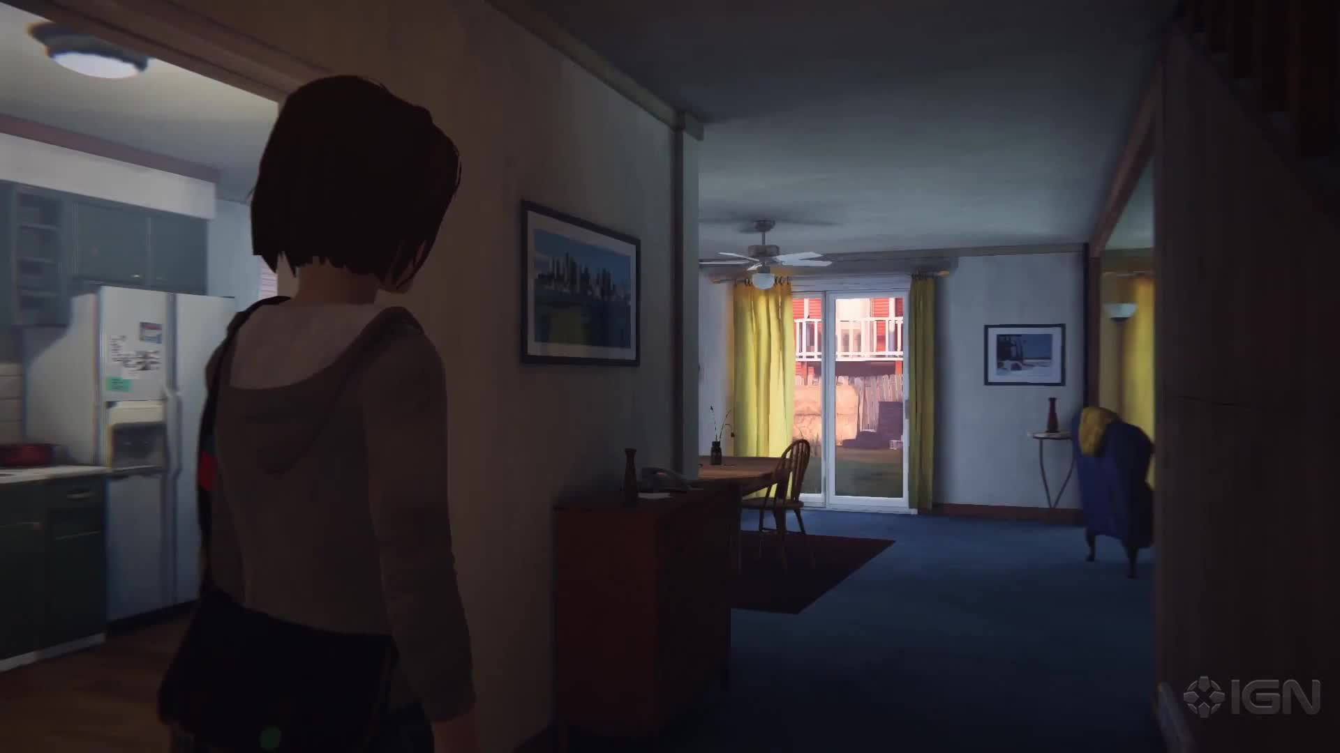 Life is Strange - prvý gameplay