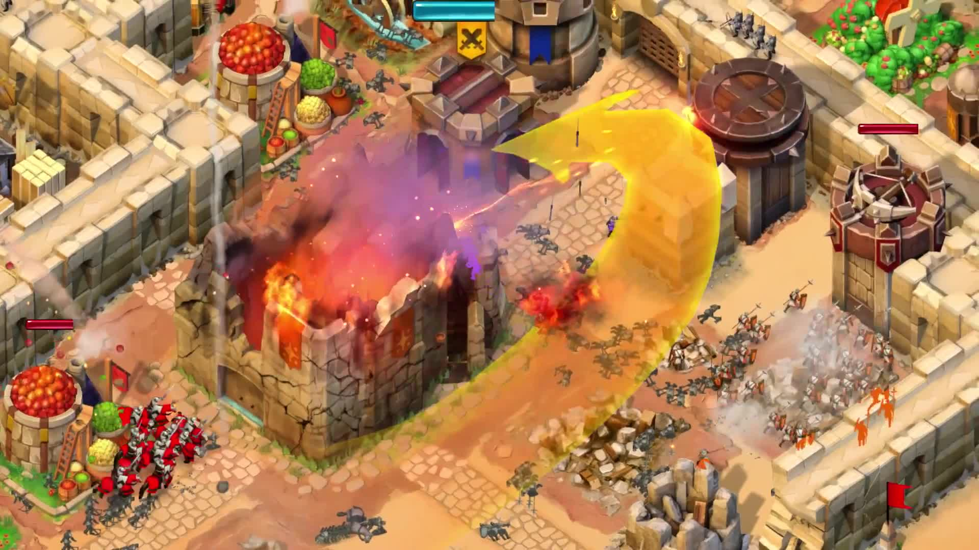 Age of Empires: Castle Siege - trailer