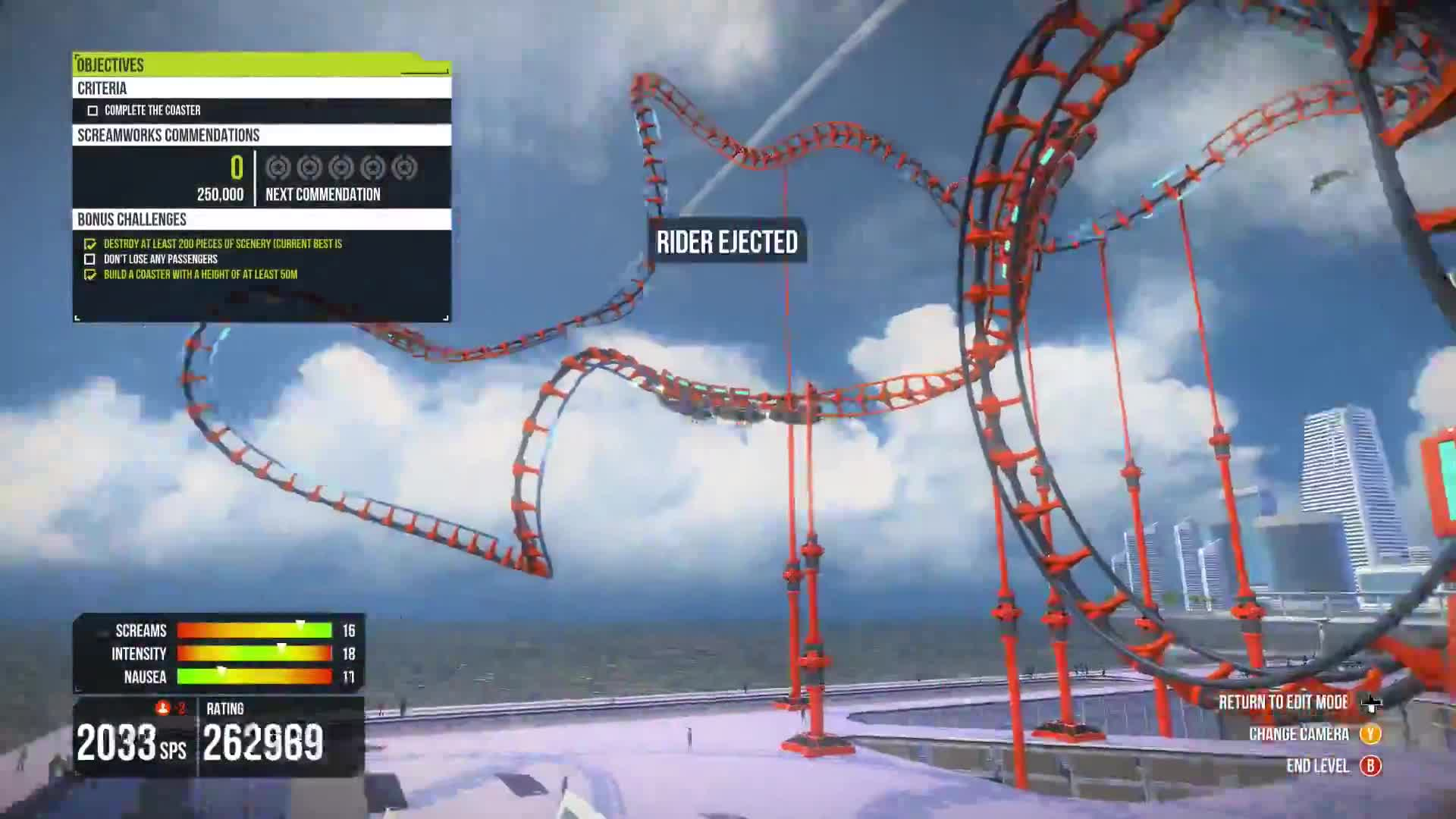 ScreamRide - gameplay preview