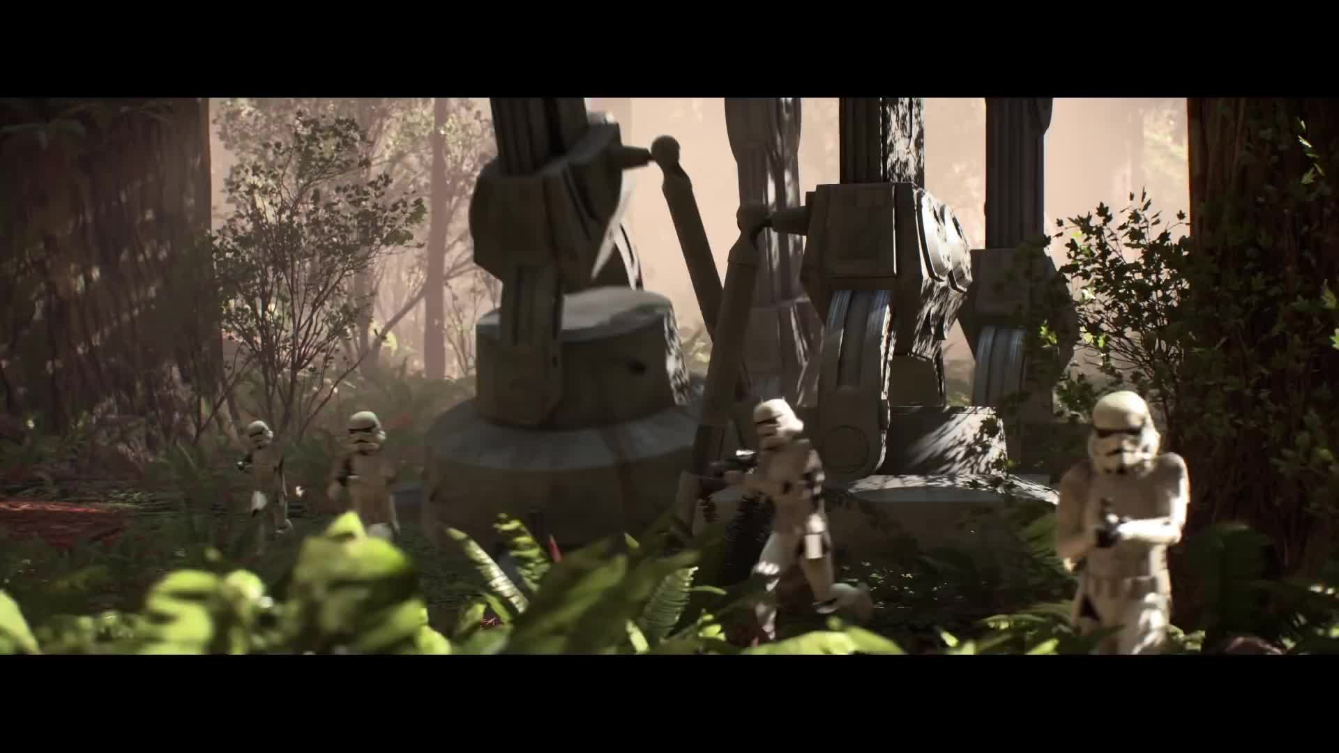 Star Wars Battlefront - trailer