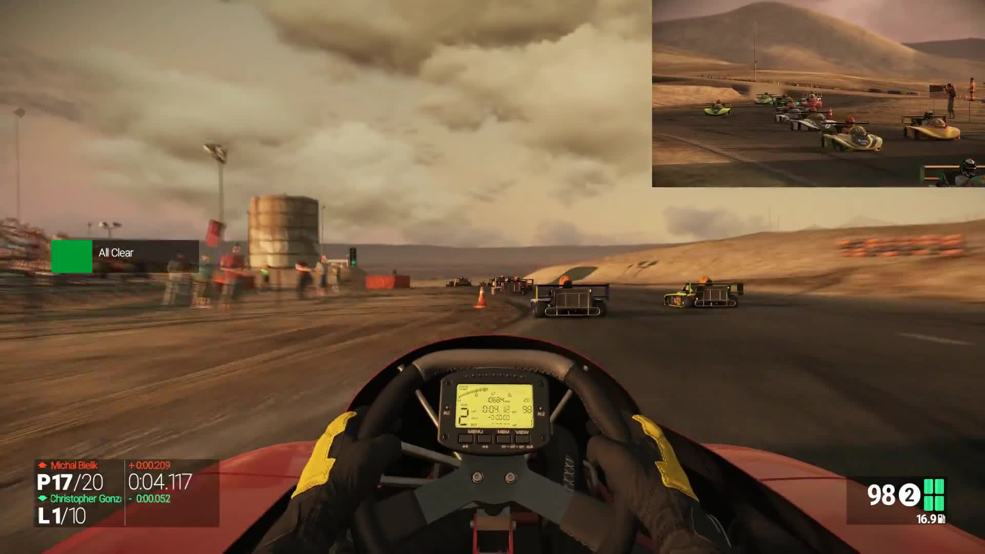 Project CARS - 250cc Superkart