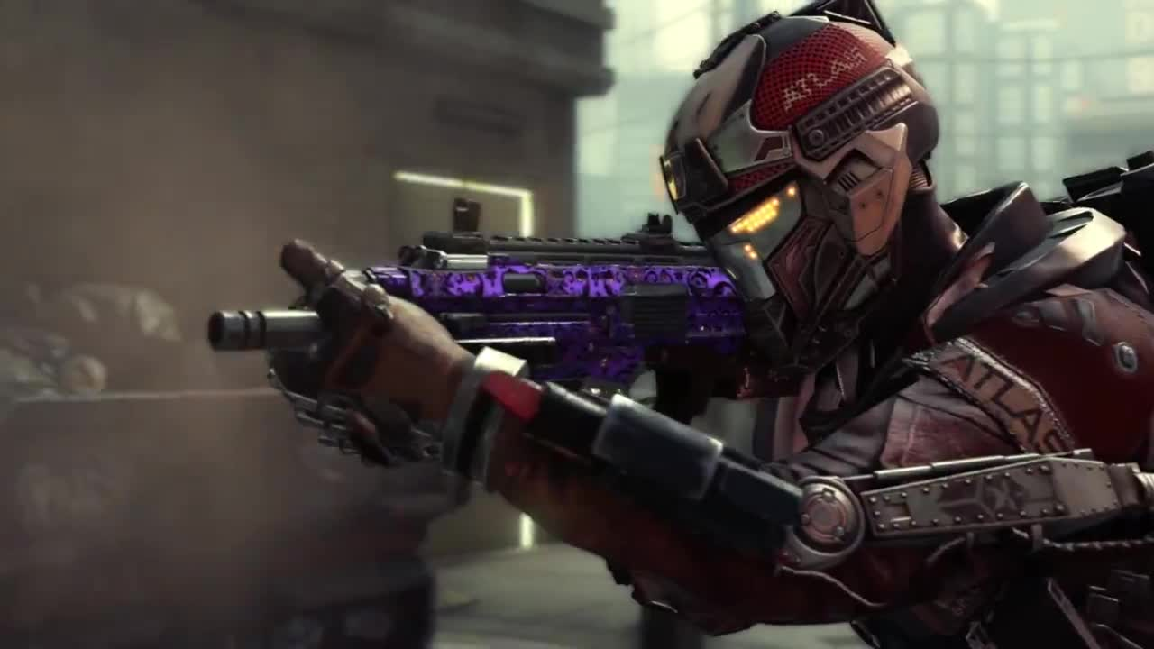 Call of Duty: Advanced Warfare – Multiplayer Weapons & Character Gear Sets