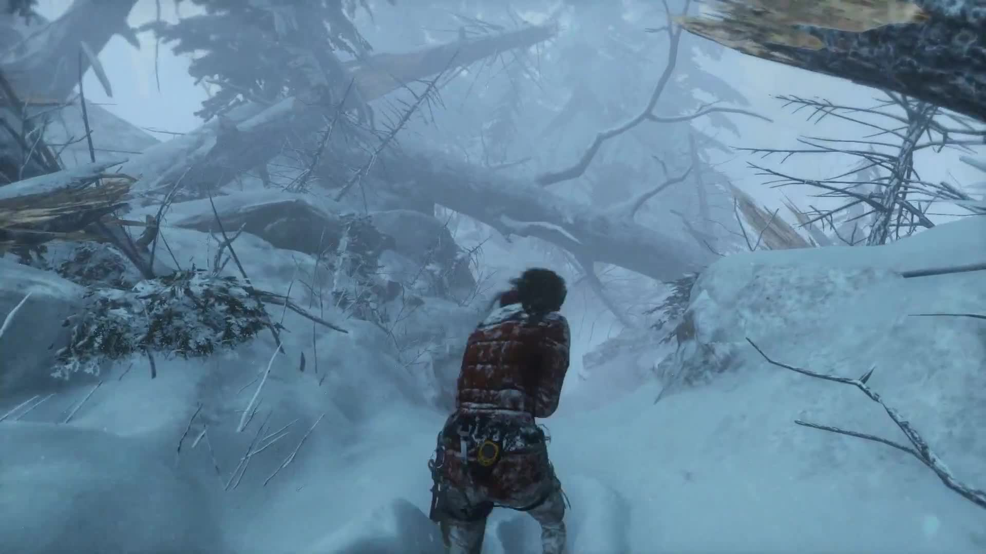 Rise of the Tomb Raider - E3 gameplay