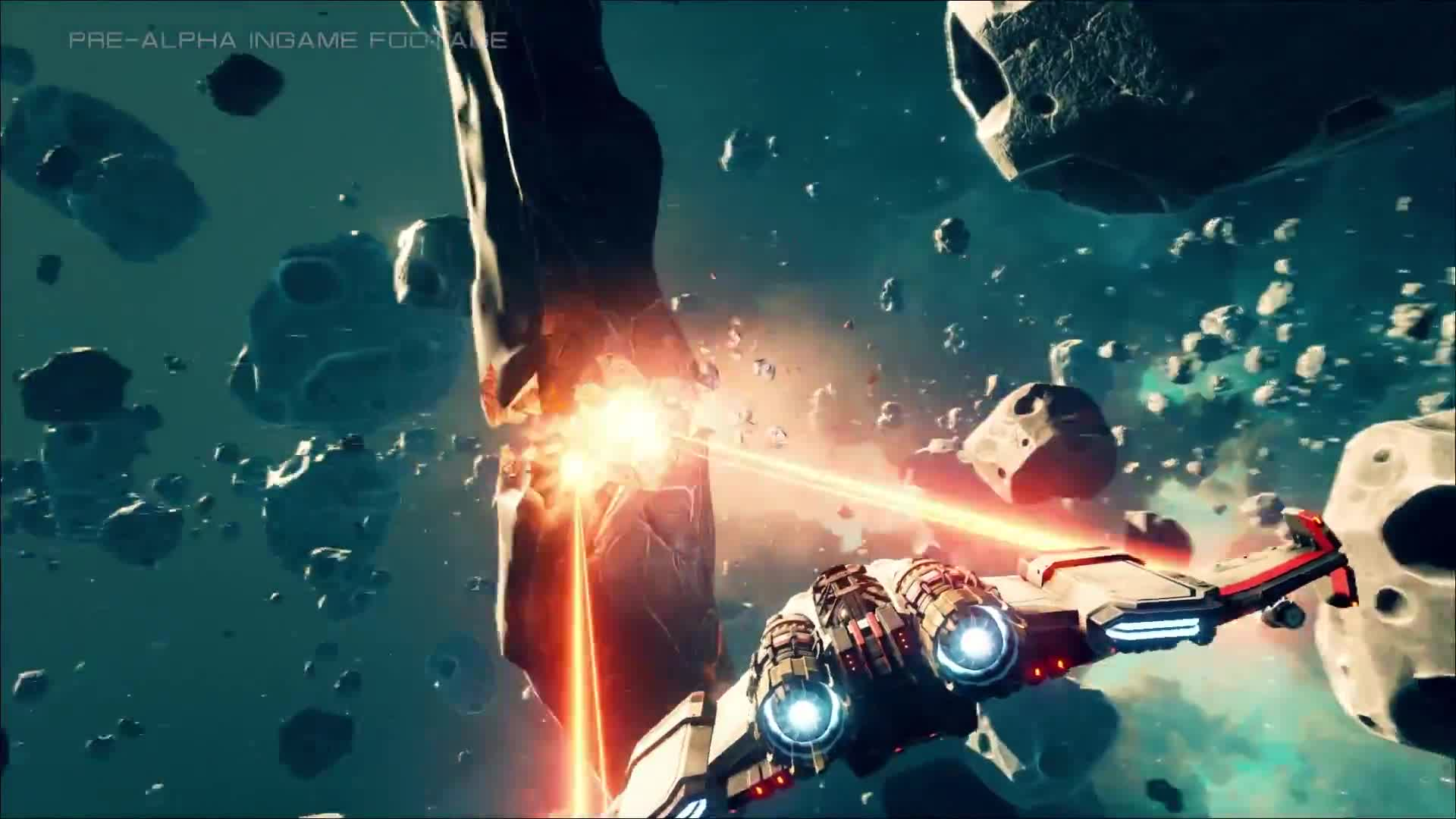 Everspace - Greenlight Gameplay Trailer