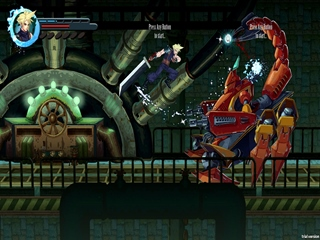 Final Fantasy VII - Reimagined