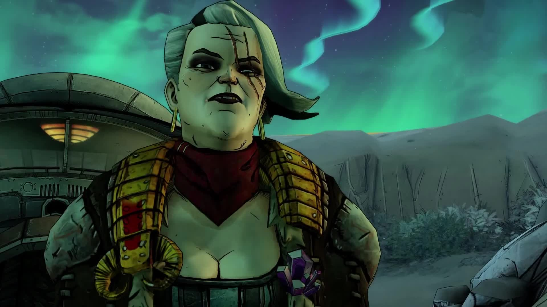 Tales from the Borderlands Episode 4  - Escape Plan Bravo trailer