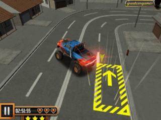 Monster Mission 3D Parking