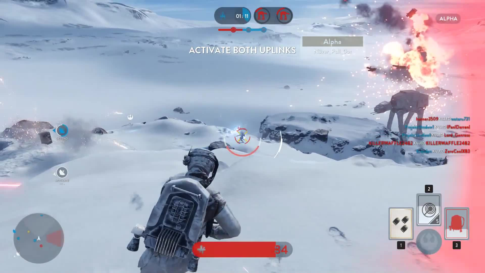 Star Wars Battlefront - 10 min.