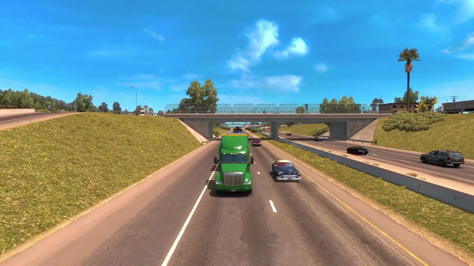 American Truck Simulator - launch trailer
